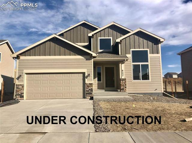 5089 Makalu Drive, Colorado Springs, CO 80924 (#3108363) :: Tommy Daly Home Team