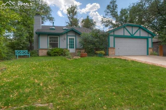 1909 Timberline Drive, Colorado Springs, CO 80920 (#3109694) :: Action Team Realty
