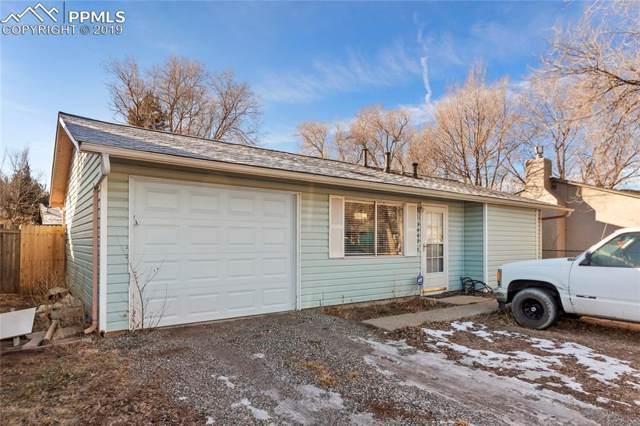 3462 Springnite Drive, Colorado Springs, CO 80916 (#3109788) :: The Treasure Davis Team