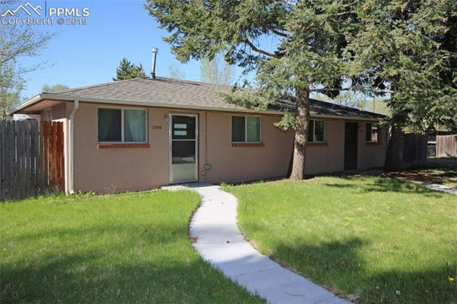 3006 N Institute Street, Colorado Springs, CO 80907 (#3110120) :: HomePopper
