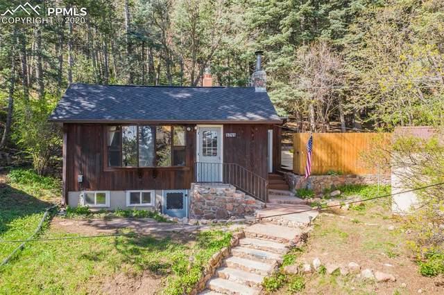 3744 Hill Drive, Colorado Springs, CO 80906 (#3110344) :: Finch & Gable Real Estate Co.