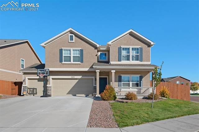 7572 Calm Oasis Place, Colorado Springs, CO 80922 (#3111805) :: The Gold Medal Team with RE/MAX Properties, Inc