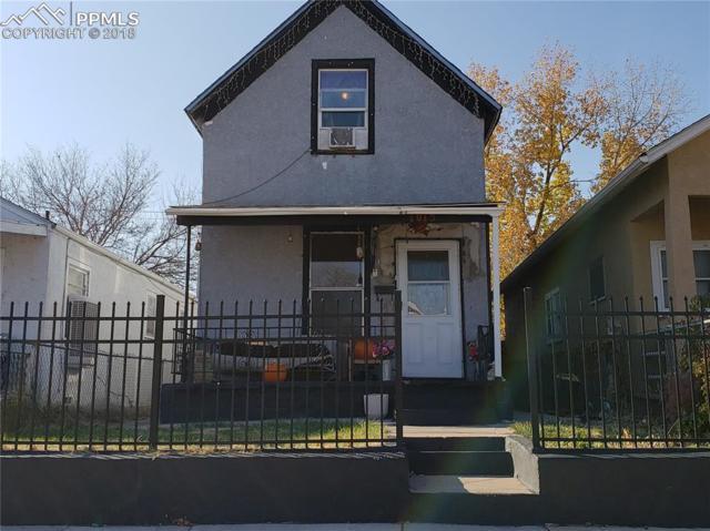 1015 E Abriendo Avenue, Pueblo, CO 81004 (#3112737) :: Harling Real Estate