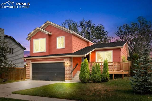 1767 S Canoe Creek Drive, Colorado Springs, CO 80906 (#3114759) :: The Treasure Davis Team