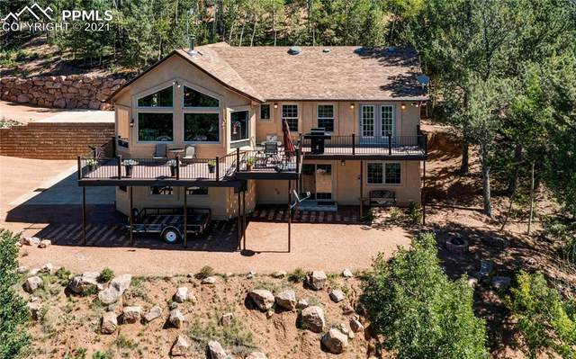 527 Paradiso Road, Divide, CO 80814 (#3116045) :: Tommy Daly Home Team