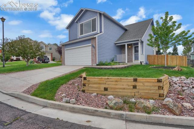 135 Holbrook Street, Colorado Springs, CO 80921 (#3117809) :: The Kibler Group