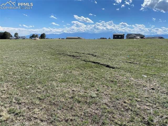 7871 Bannockburn Trail, Colorado Springs, CO 80908 (#3117830) :: Action Team Realty