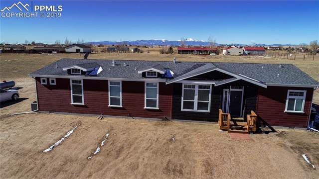 1416 Spotted Owl Way, Calhan, CO 80808 (#3118121) :: Tommy Daly Home Team