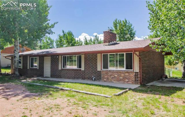 1035 Parkview Road, Woodland Park, CO 80863 (#3120724) :: The Kibler Group