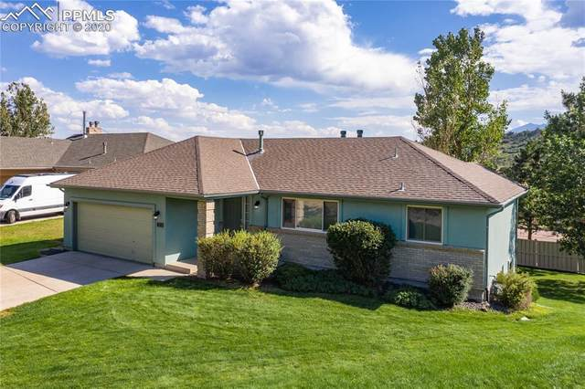 6505 Last Light Court, Colorado Springs, CO 80919 (#3121265) :: The Treasure Davis Team