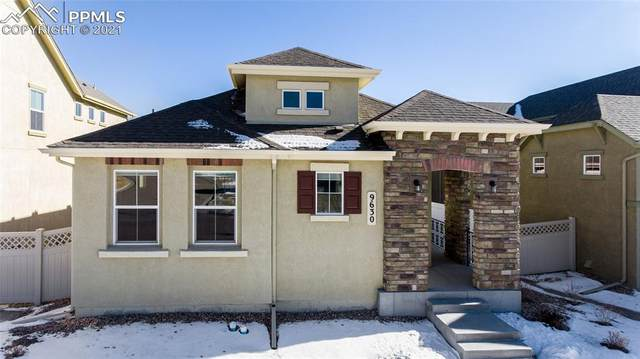 9630 Fresh Air Drive, Colorado Springs, CO 80924 (#3126860) :: The Dixon Group