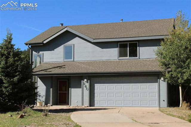 660 Calico Court, Woodland Park, CO 80863 (#3127738) :: CENTURY 21 Curbow Realty