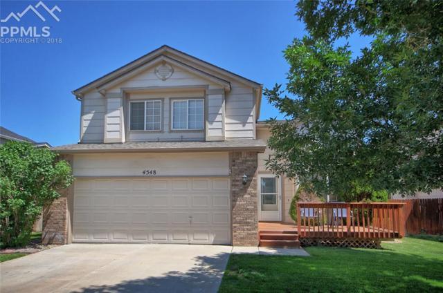4548 Gunbarrel Drive, Colorado Springs, CO 80925 (#3128794) :: The Peak Properties Group