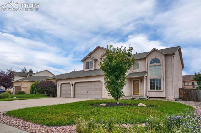 3977 Pronghorn Meadows Circle, Colorado Springs, CO 80922 (#3130259) :: Harling Real Estate