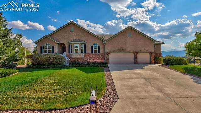 73 Seagull Circle, Colorado Springs, CO 80921 (#3131395) :: Action Team Realty