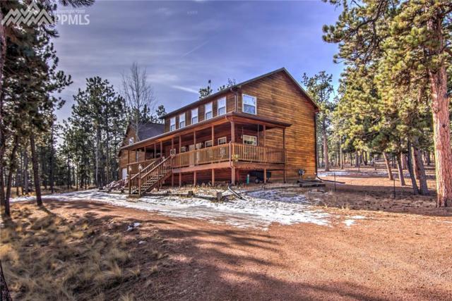 89 Arrowrock Circle, Florissant, CO 80816 (#3131570) :: 8z Real Estate