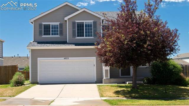 4933 Hawk Meadow Drive, Colorado Springs, CO 80916 (#3133269) :: Tommy Daly Home Team