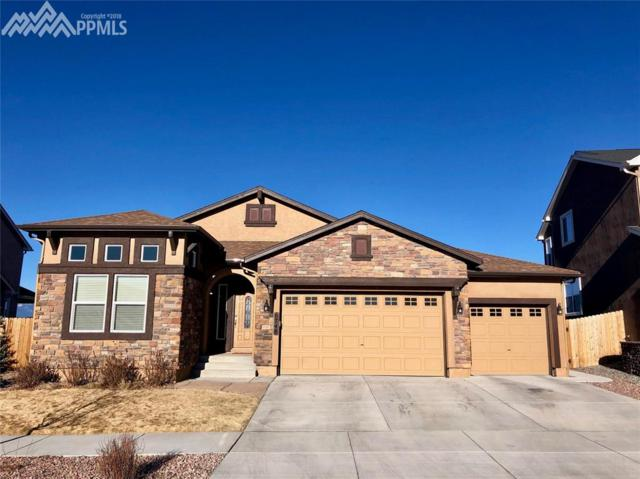 6748 Indian Feather Drive, Colorado Springs, CO 80923 (#3133292) :: Action Team Realty
