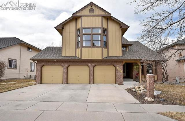 5550 Saddle Rock Road, Colorado Springs, CO 80918 (#3134148) :: Fisk Team, RE/MAX Properties, Inc.