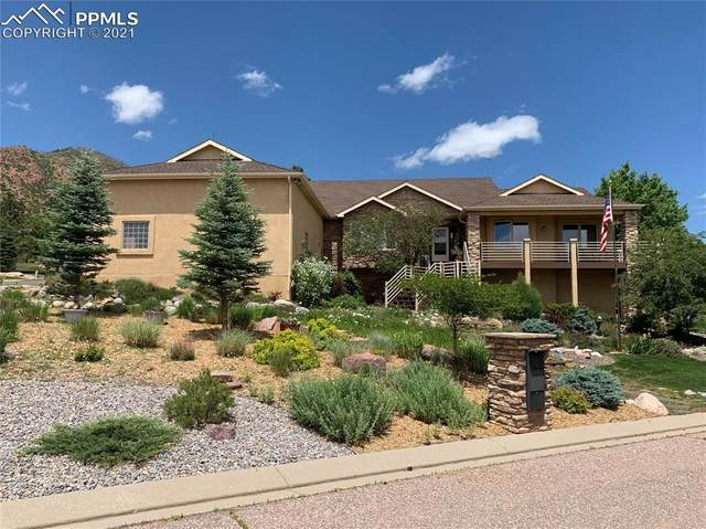 2760 Brogans Bluff Drive, Colorado Springs, CO 80919 (#3134314) :: Tommy Daly Home Team