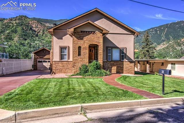 28 Washington Avenue, Manitou Springs, CO 80829 (#3135839) :: Action Team Realty