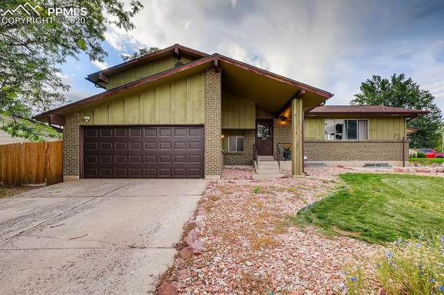 2914 E Whileaway Court, Colorado Springs, CO 80917 (#3139426) :: CC Signature Group