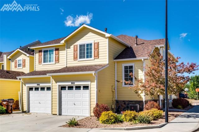 802 Red Thistle View, Colorado Springs, CO 80916 (#3141732) :: 8z Real Estate
