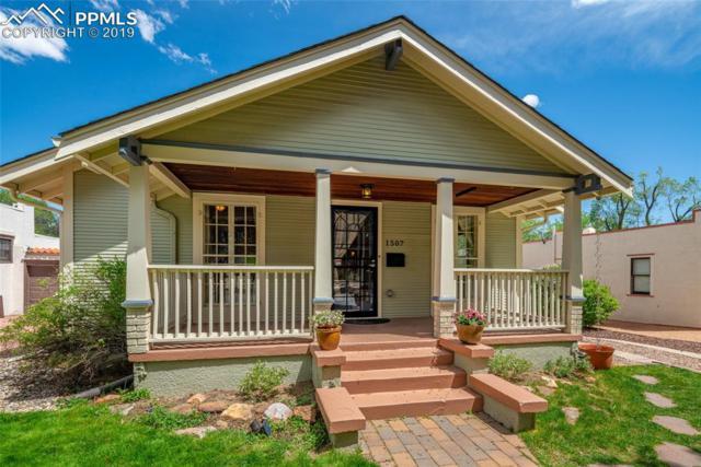 1507 N El Paso Street, Colorado Springs, CO 80907 (#3142875) :: The Peak Properties Group