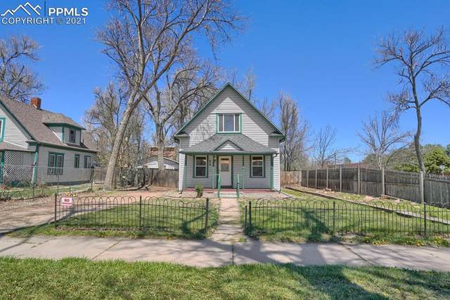 310 W Platte Avenue, Colorado Springs, CO 80905 (#3144220) :: The Daniels Team