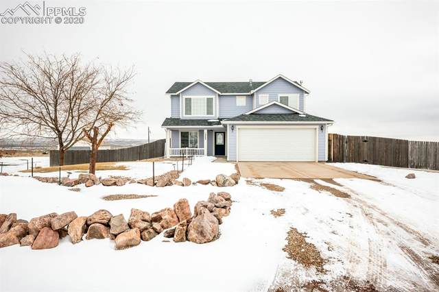 1064 N Lost Hills Lane, Pueblo West, CO 81007 (#3144507) :: Colorado Home Finder Realty