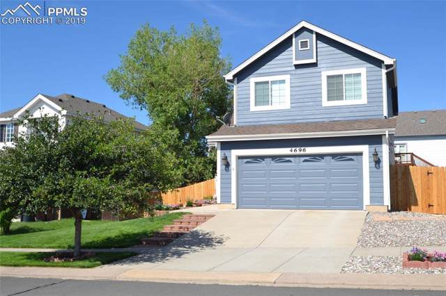 4696 Saddle Ridge Drive, Colorado Springs, CO 80922 (#3147484) :: Tommy Daly Home Team