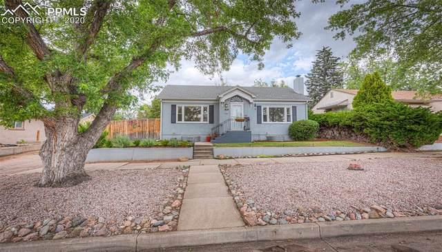 1716 E Yampa Street, Colorado Springs, CO 80909 (#3148493) :: The Kibler Group