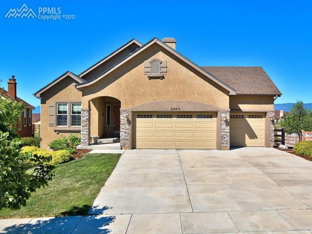 2303 Cinnabar Road, Colorado Springs, CO 80921 (#3151520) :: Jason Daniels & Associates at RE/MAX Millennium