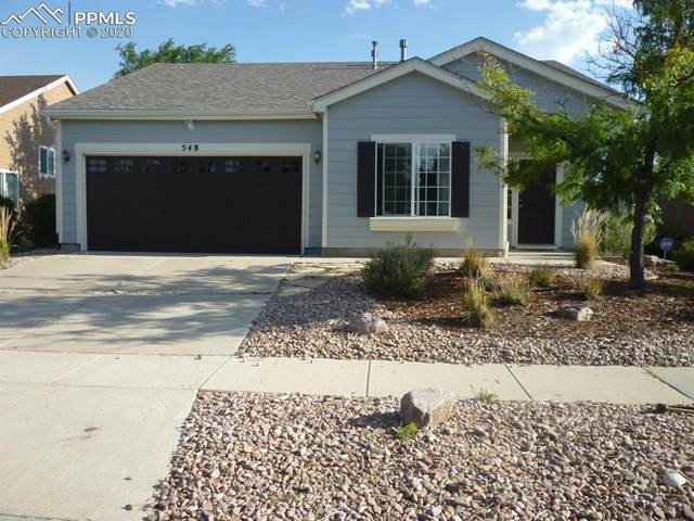 548 Prairie Star Circle, Colorado Springs, CO 80916 (#3159685) :: The Daniels Team