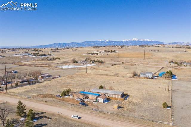 5730 Sunset Trail, Peyton, CO 80831 (#3160807) :: The Gold Medal Team with RE/MAX Properties, Inc