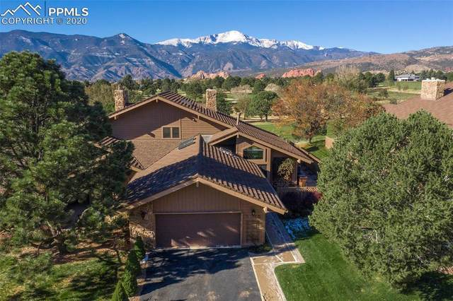 3320 Camels Ridge Lane, Colorado Springs, CO 80904 (#3164826) :: The Kibler Group