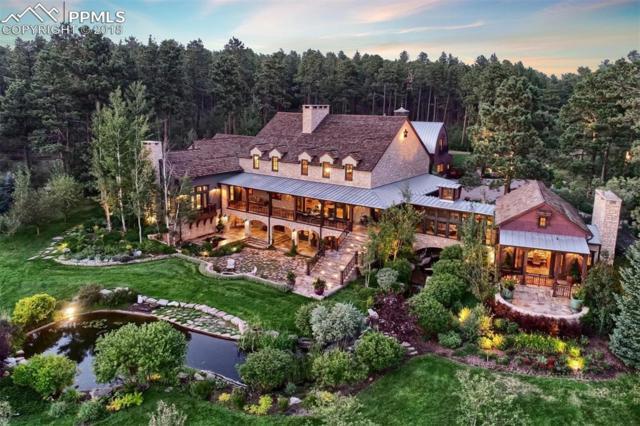 14065 Highway 83, Colorado Springs, CO 80921 (#3167513) :: The Peak Properties Group