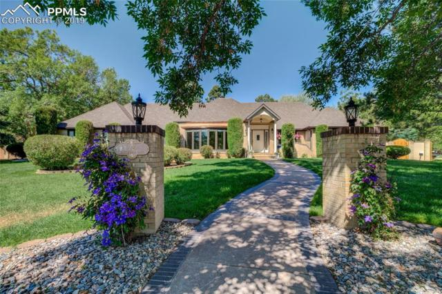 32 Tanglewood Drive, Colorado Springs, CO 80906 (#3169981) :: Jason Daniels & Associates at RE/MAX Millennium