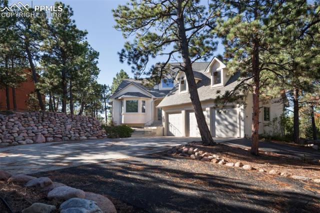 1105 Pleasant View Lane, Colorado Springs, CO 80921 (#3172194) :: The Daniels Team