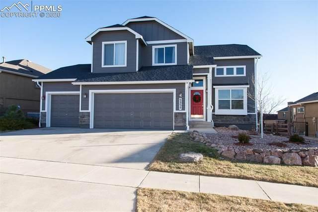 5959 Greenbrook Lane, Colorado Springs, CO 80924 (#3184652) :: HomeSmart