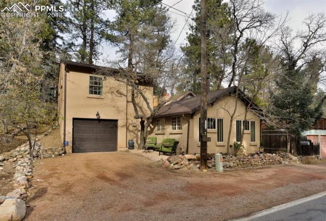2008 Cheyenne Boulevard, Colorado Springs, CO 80906 (#3185970) :: The Hunstiger Team
