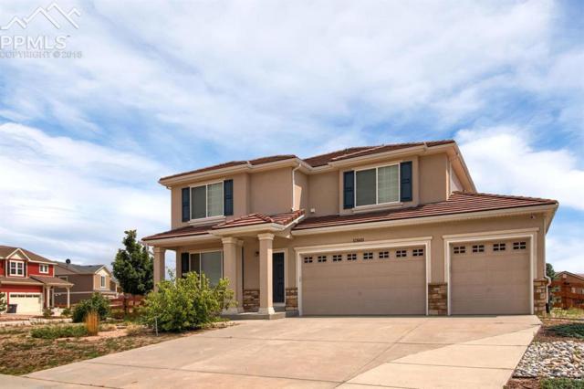 10949 Hidden Ridge Circle, Peyton, CO 80831 (#3186161) :: The Peak Properties Group
