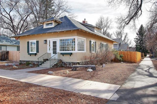 401 E Del Norte Street, Colorado Springs, CO 80907 (#3186496) :: Colorado Home Finder Realty