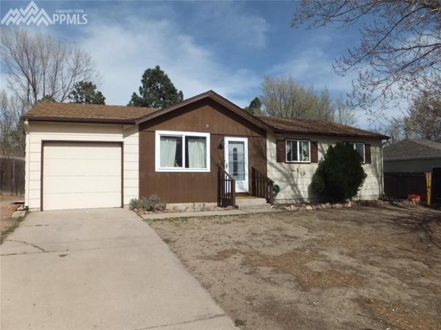 207 Milton Drive, Colorado Springs, CO 80910 (#3188920) :: Action Team Realty
