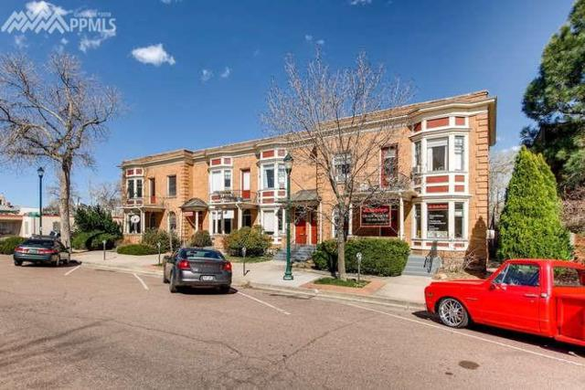 725 N Tejon Street, Colorado Springs, CO 80903 (#3189625) :: Action Team Realty