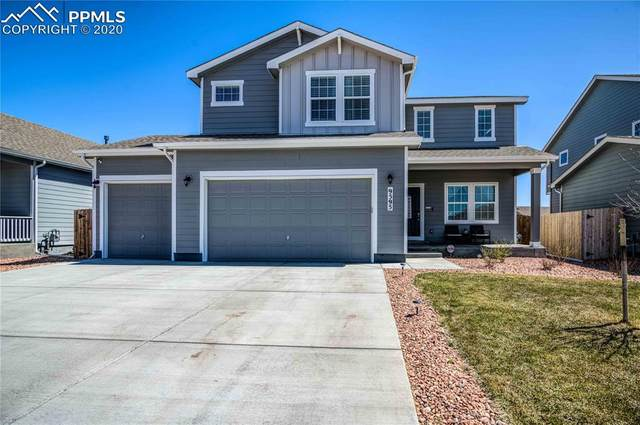 9595 Rubicon Drive, Colorado Springs, CO 80925 (#3190135) :: Tommy Daly Home Team