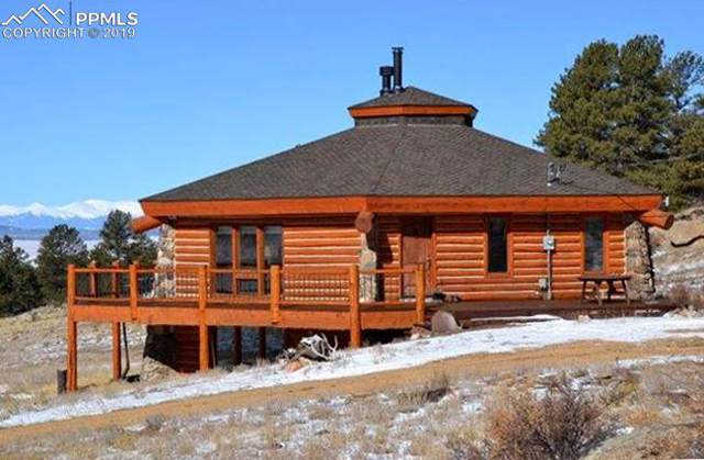 26550 W Highway 24 Highway, Lake George, CO 80827 (#3191444) :: The Treasure Davis Team