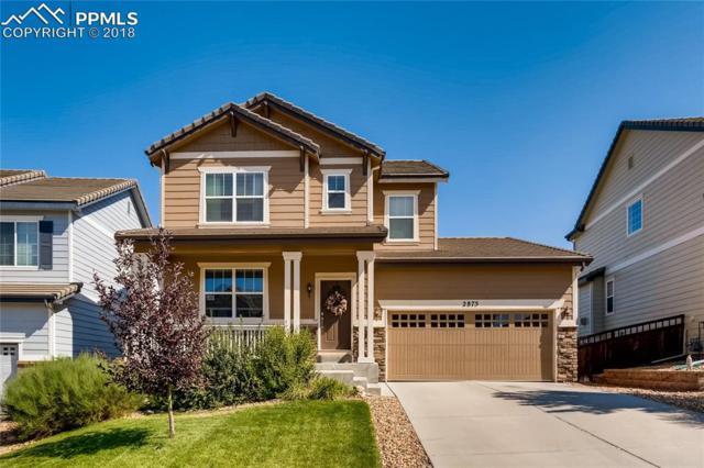 2875 Black Canyon Way, Castle Rock, CO 80109 (#3192124) :: Harling Real Estate