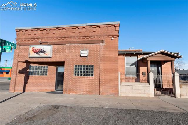 2100 E Evans Avenue, Pueblo, CO 81004 (#3193314) :: Jason Daniels & Associates at RE/MAX Millennium
