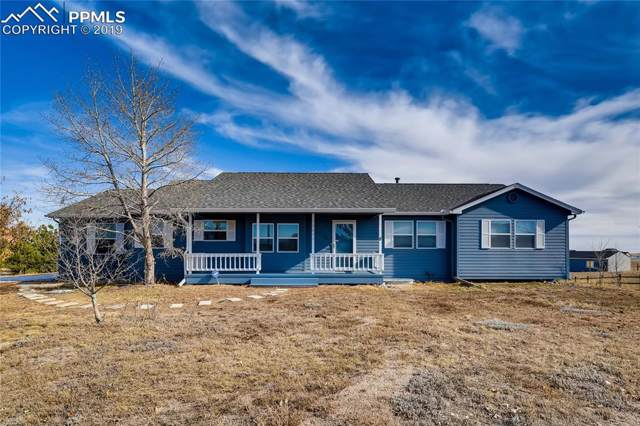 12455 Lonesome Pine, Elbert, CO 80106 (#3196219) :: The Kibler Group